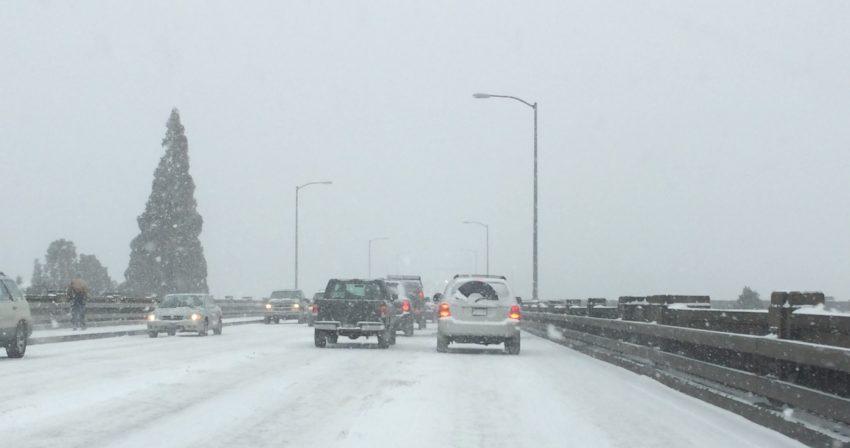 Snow Traffic
