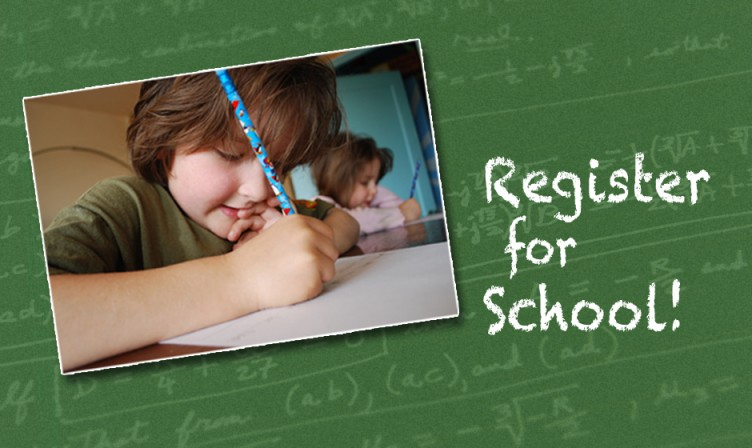 Register-for-School