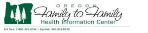 OR Family to Family Logo
