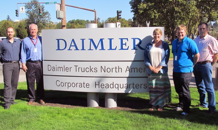 Daimler-grant photo 2014