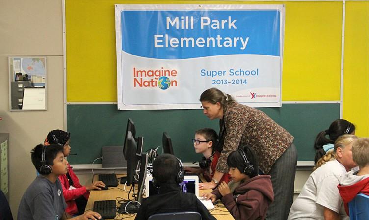 mill park is a  u0026 39 super school u0026 39