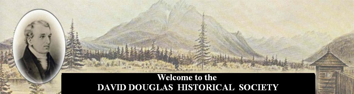 Welcome to the David Douglas Historical Society