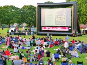 Movies in the park 2