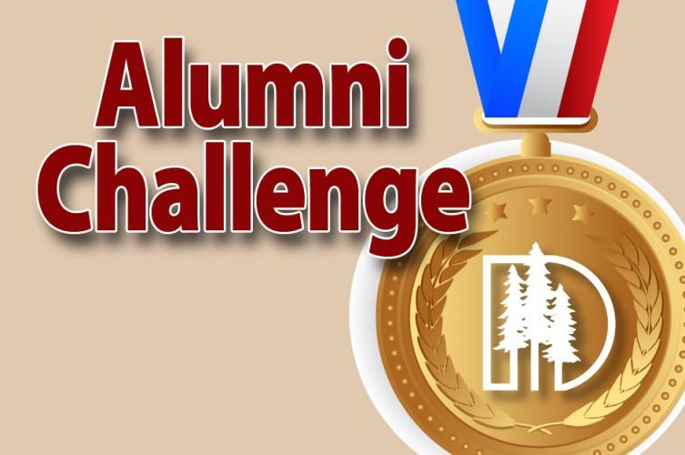 Alumni Challenge Banner