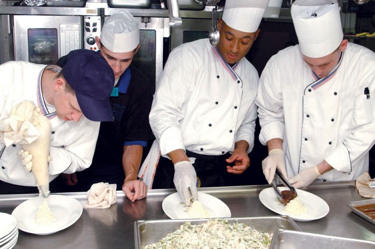 Culinary Students Banner Image