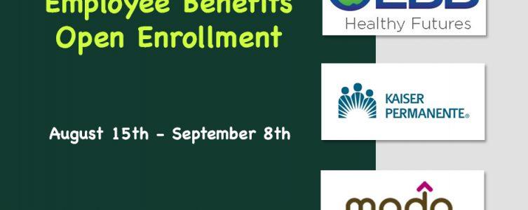Employeee Beneffits Open Enrollment Banner 2016