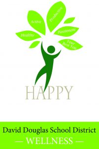 DDSD HAPPY Wellness Logo