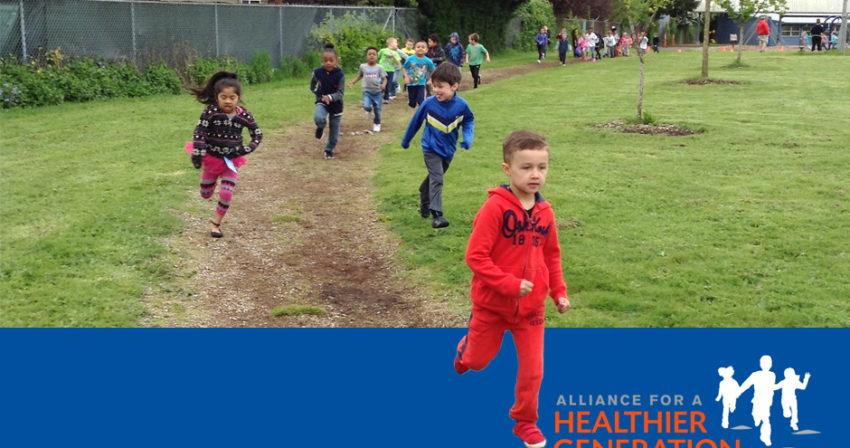 Healthiest Schools Banner 2017