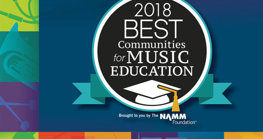 The Best And Worst Education News In >> Best Community For Music Education Again David Douglas School