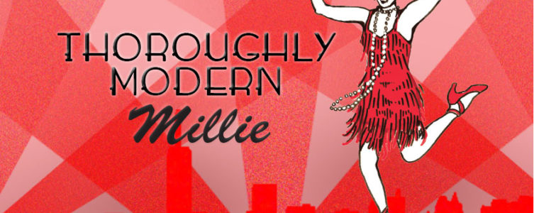 Production Poster - Millie with show title