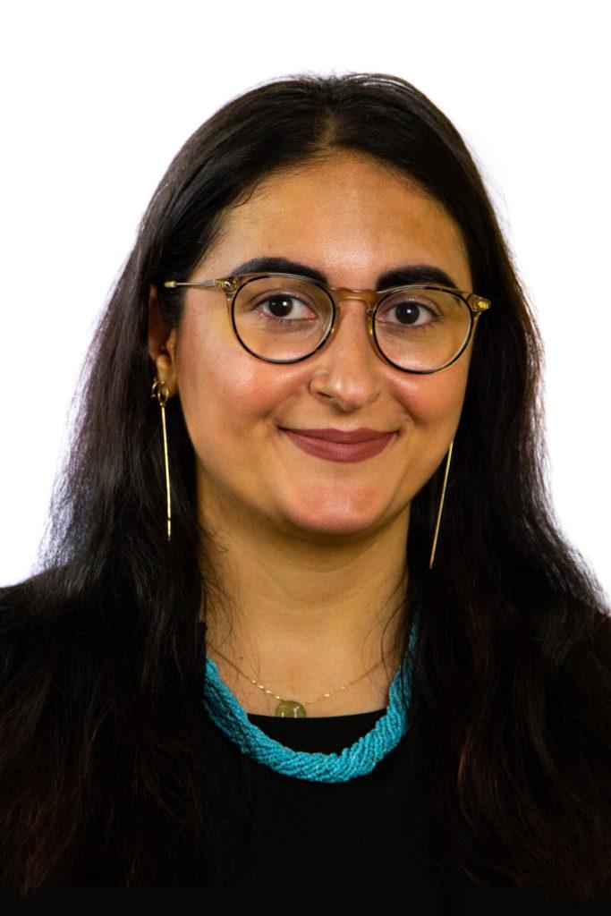 School Board Member Sahar Muranovic portrait